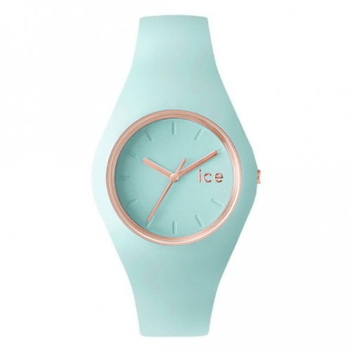 Orologio Ice-watch Ice glam donna verde acqua / oro rosa