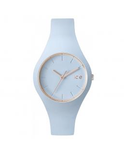 Orologio Ice-watch Ice glam azzurro / oro rosa