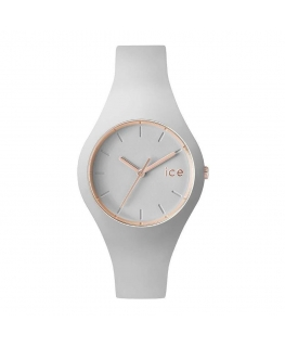 Orologio Ice-watch Ice glam donna grigio / oro rosa