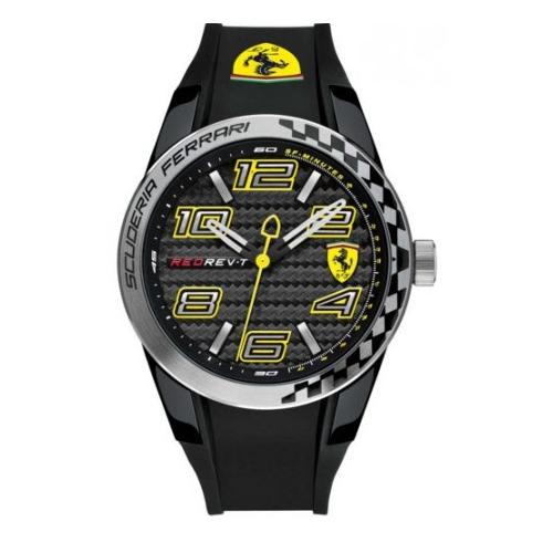 Ferrari Redrev t3 3h silicon strap