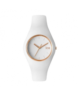 Ice-watch Ice-glam-white rose-gold-small