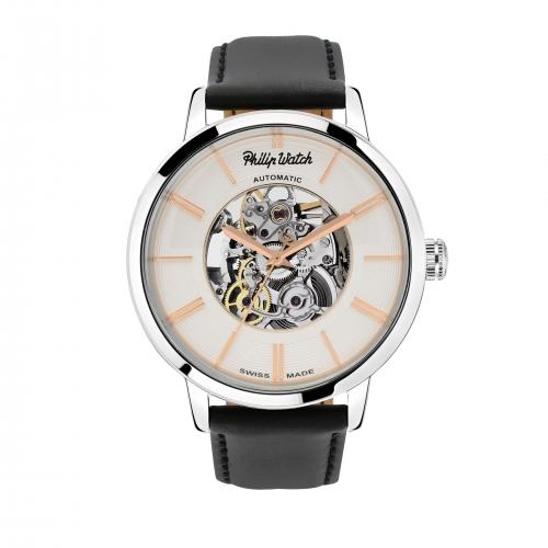Orologio Philip Watch Grand archive 1940 automatico R8221598003