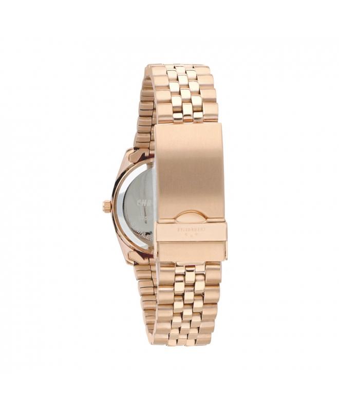 Orologio Chronostar Luxury donna acciaio oro rosa - galleria 2