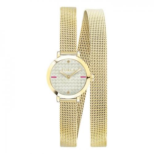 Orologio Furla Vittoria donna dorato 21mm R4253107501
