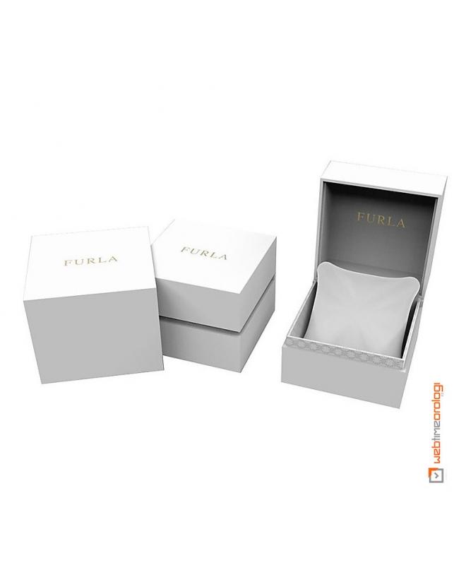 Orologio Furla Vittoria donna dorato 21mm R4253107501 - galleria 4