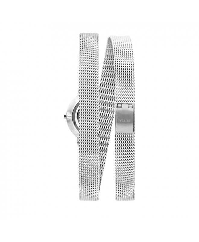 Orologio Furla Vittoria donna acciaio bianco 21mm - galleria 2