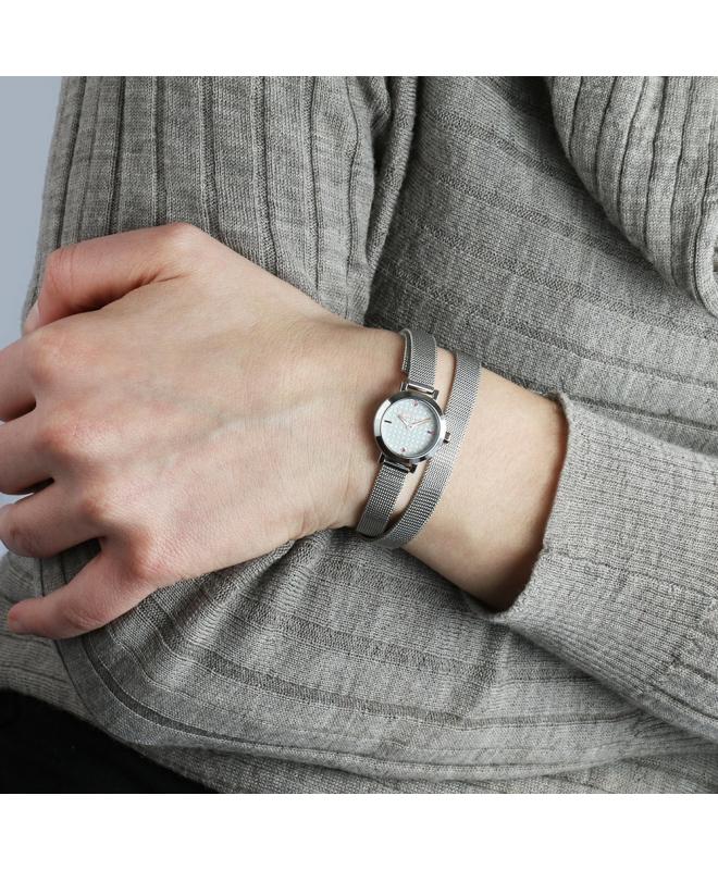 Orologio Furla Vittoria donna acciaio bianco 21mm - galleria 3