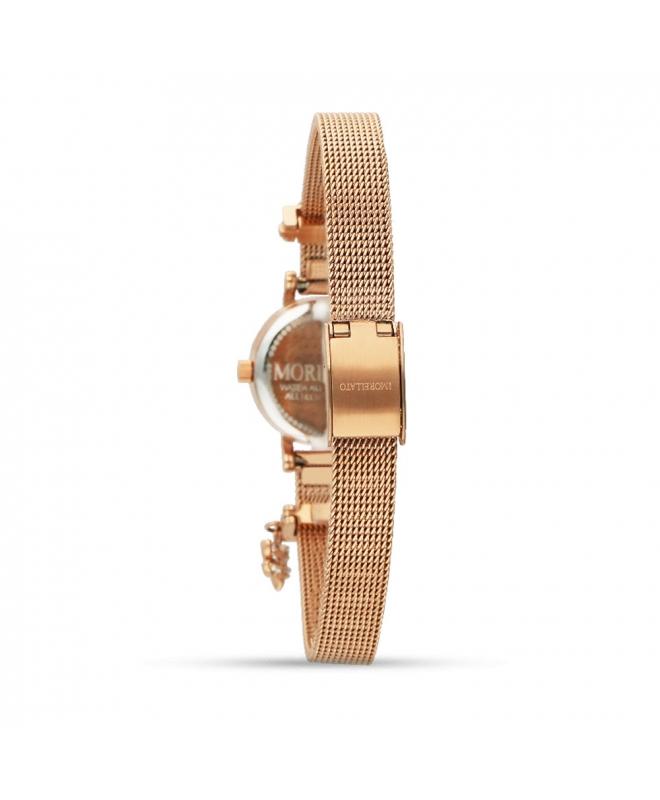 Orologio Morellato Tesori donna acciaio oro rosa 20mm - galleria 2