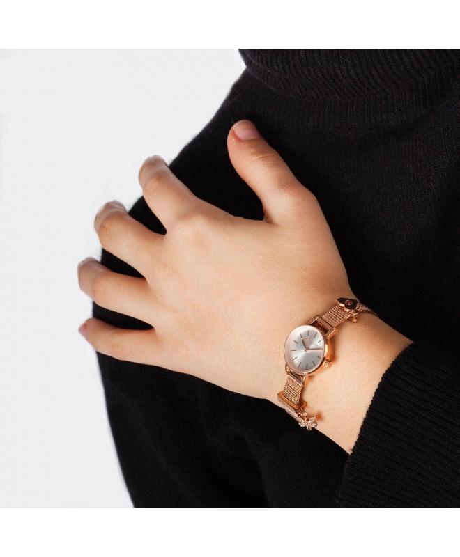 Orologio Morellato Tesori donna acciaio oro rosa 20mm - galleria 3