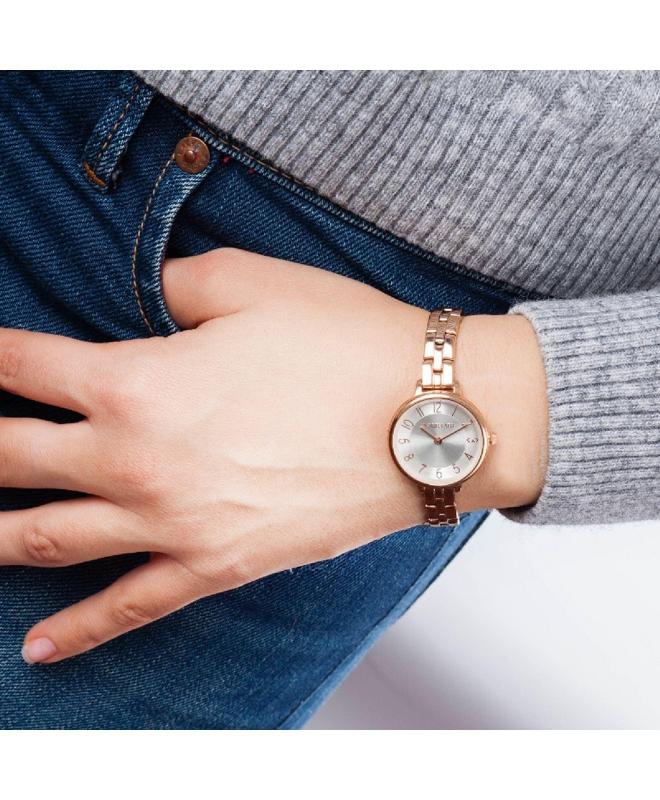 Orologio Morellato Petra donna acciaio oro rosa 26mm donna - galleria 3