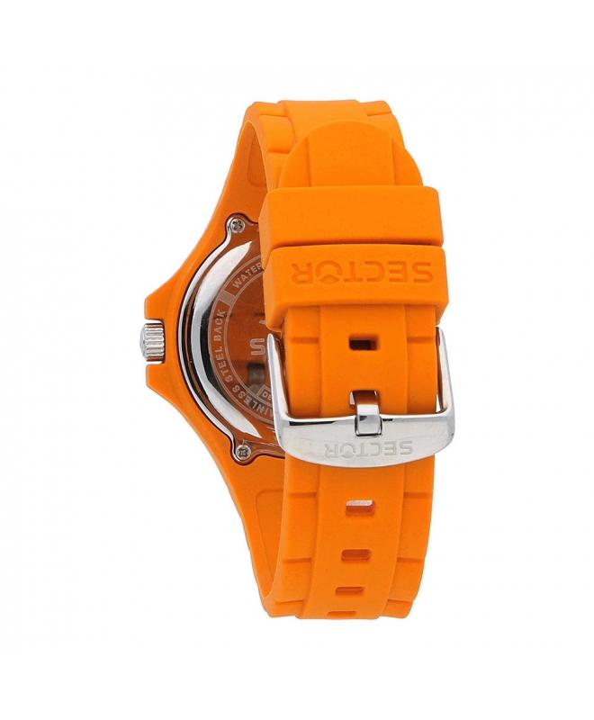 Orologio Sector Steeltouch 41mm orange data uomo R3251576016 - galleria 2