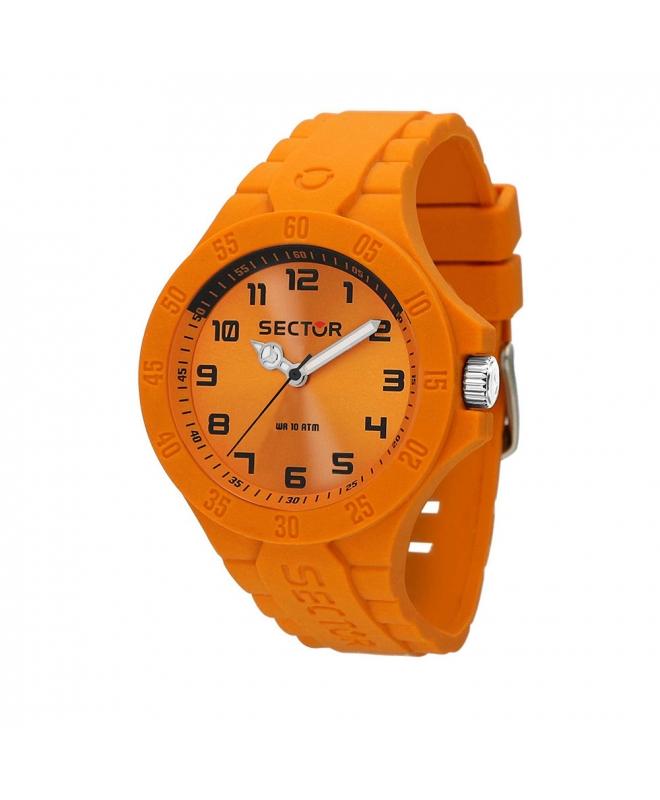 Orologio Sector Steeltouch 41mm orange data uomo R3251576016 - galleria 1