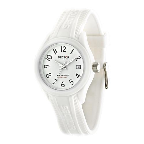 Orologio Sector Steeltouch donna bianco 36mm donna R3251576507