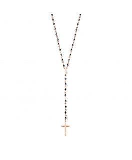 Collana Morellato Ematite rosario