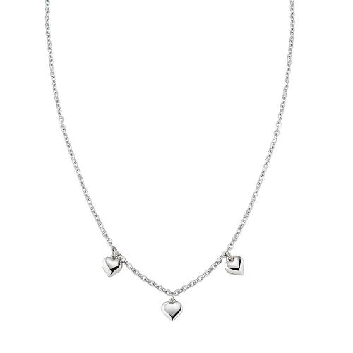 Collana Morellato Tenerezze acciaio cuori - 40+5 cm