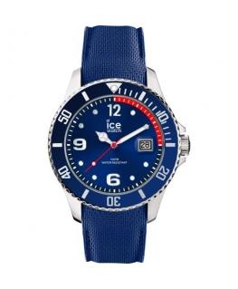 Ice-watch Ice steel - blue - medium - 3h