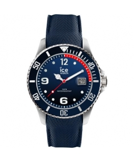 Ice-watch Ice steel - marine - large - 3h