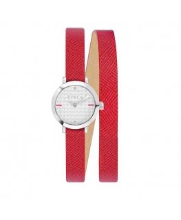 Orologio Furla Vittoria donna pelle rossa 21mm