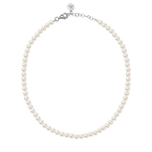 Morellato Perla pend 45cm pearl arg.925