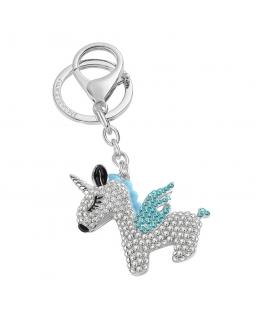 Portachiavi Morellato Keyholder magic unicorn blu