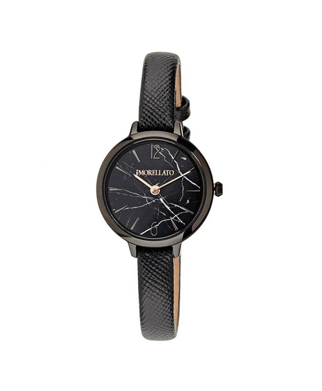 Orologio Morellato Petra 26mm donna nero - galleria 1