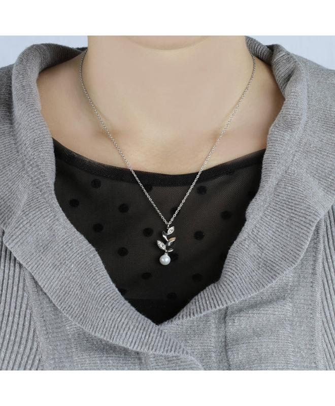 Pendente Morellato Gioia donna perla 45cm donna SAER20 - galleria 2