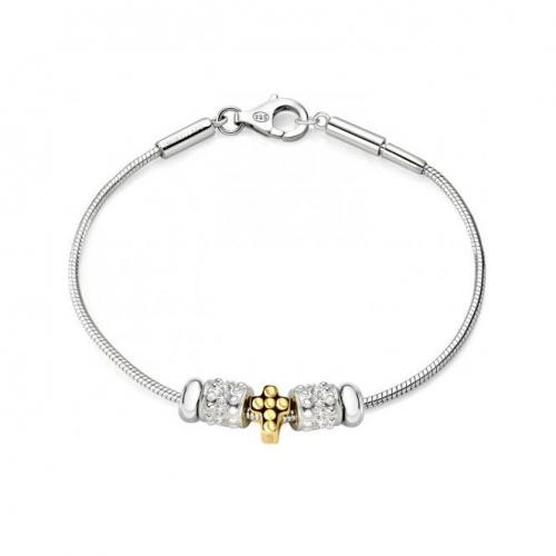 Bracciale Morellato Solomia donna argento 3 beads donna SAFZ74