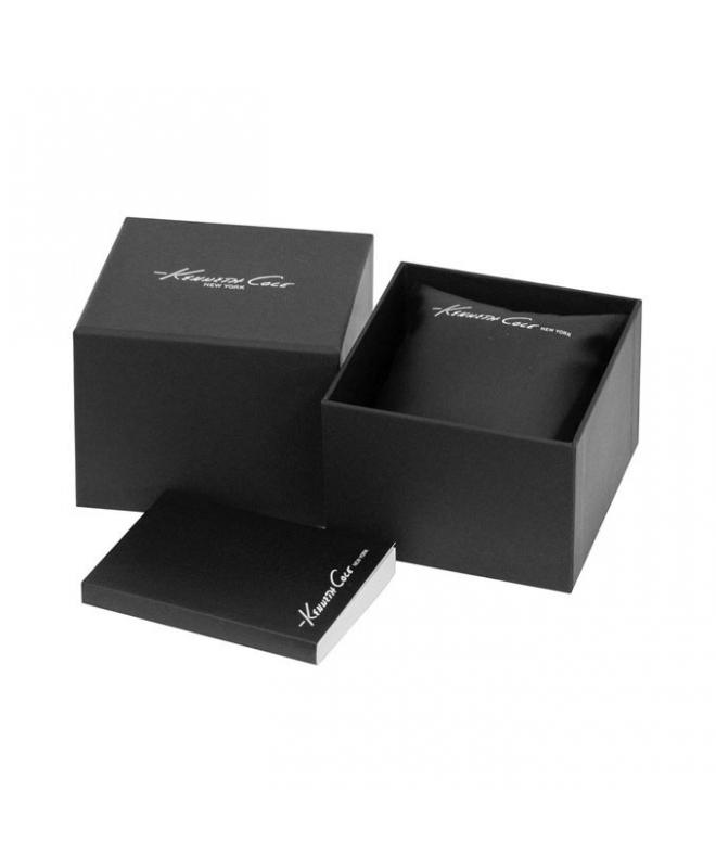 Orologio Kenneth Cole Sport donna acciaio nero - galleria 2