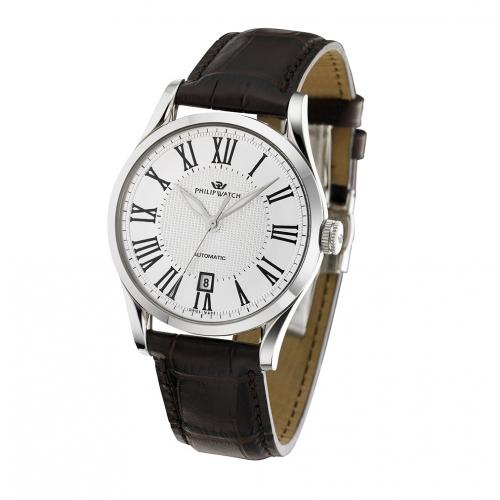 Orologio Philip Watch Automatico Sunray uomo data 39mm