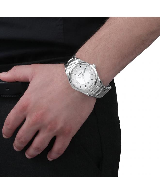 Orologio Philip Watch Sunray 3h uomo acciaio R8253180001 - galleria 2