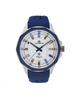 Orologio Lorenz Sea Automatico uomo blu
