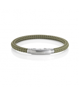 Bracciale Sector Basic soft verde