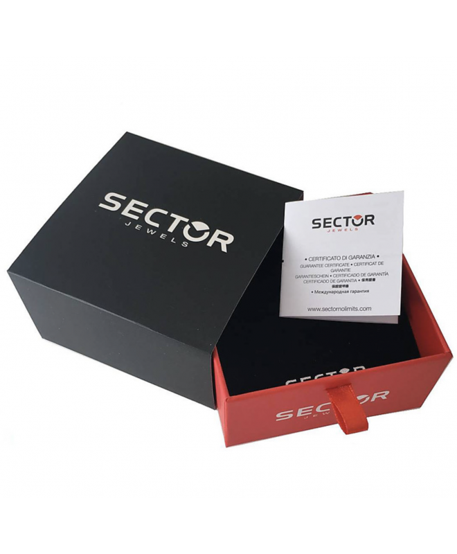 Bracciale Sector Basic soft verde uomo SAFB16 - galleria 2