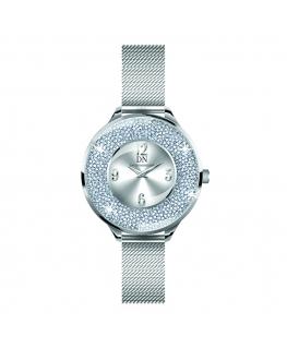 Orologio DN Victoria donna acciaio / silver