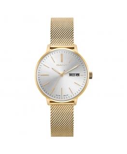 Orologio Gant Vernal donna acciaio oro / silver