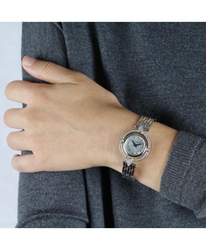 Morellato Venere 30mm 2h wht/silver dial br donna R0153121502 - galleria 3