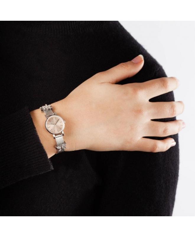 Morellato Tesori 20mm 2h rose dial br ss 2 bead donna - galleria 3
