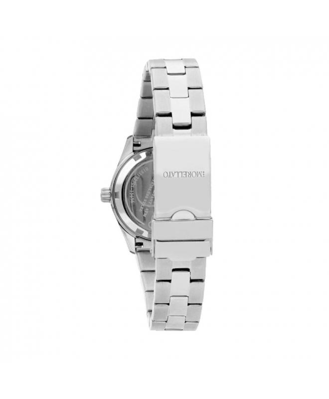 Morellato Posillipo 3h 32mm w/silver dial br ss - galleria 2