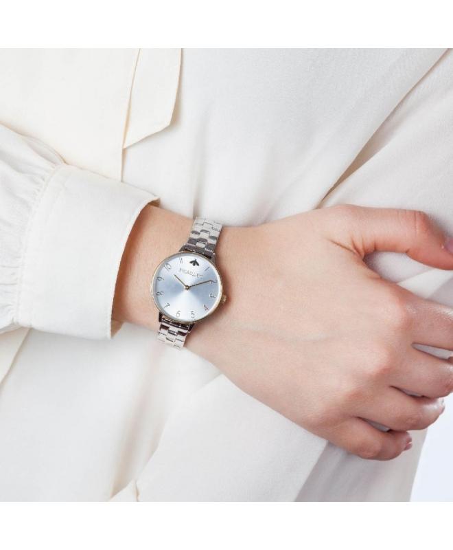 Morellato Ninfa 30mm 2h white dial br ss donna R0153141503 - galleria 3