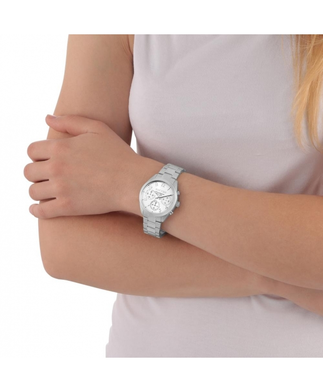 Sector 120 36mm mult w/silver dial bracelet ss donna R3253588502 - galleria 2