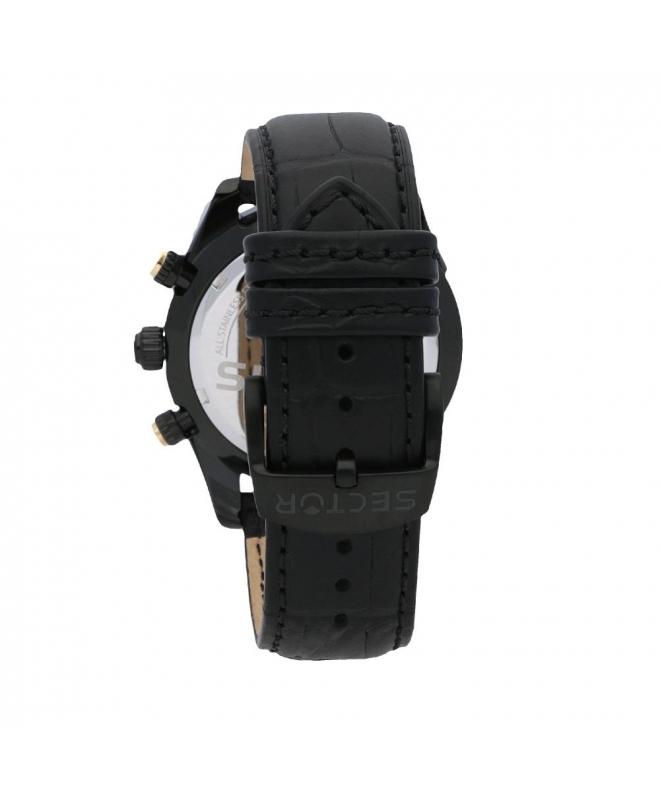 Orologio Sector 330 45mm crono nero - galleria 2