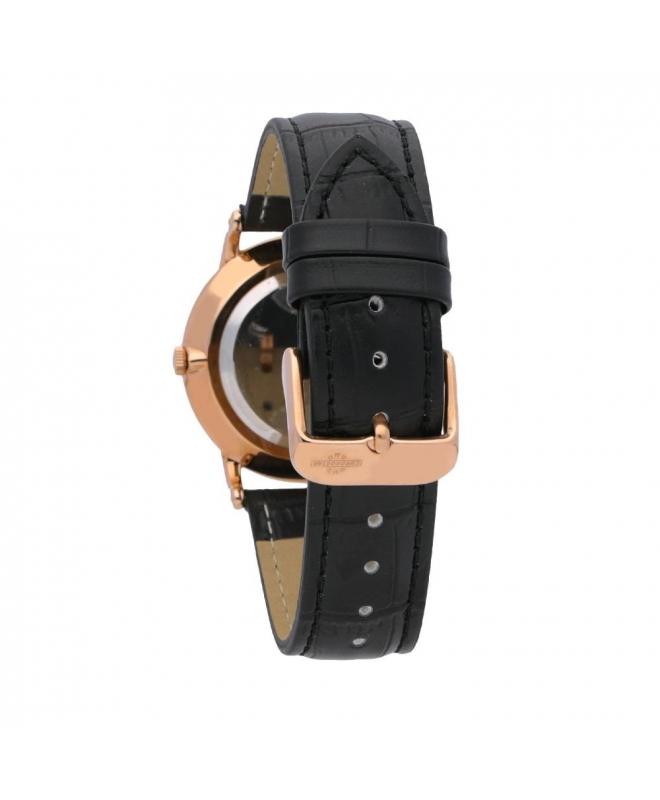 Chronostar Preppy plus 38mm 2h white dial black st - galleria 2