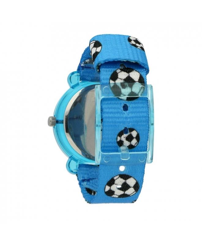 Chronostar Acquerello 31mm blue & football dial/st - galleria 2