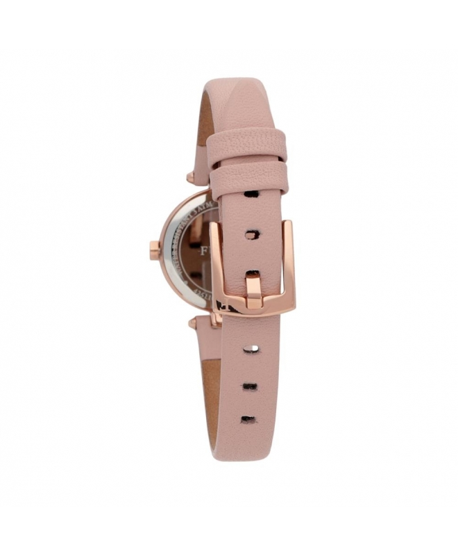 Furla Linda 24mm 2h rose dial rose strap R4251106501 - galleria 2