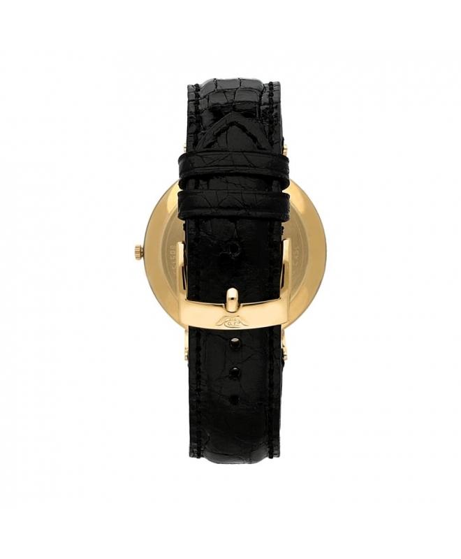 Philip Watch C capsulette 2h 30mm gold d/black s donna - galleria 2