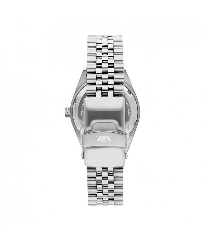 Philip Watch Caribe auto white silver bracelet uomo R8223597009 - galleria 2