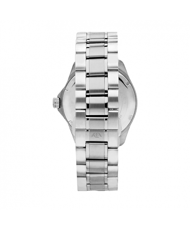Philip Watch Blaze 3h black dial bracelet uomo R8253165004 - galleria 2