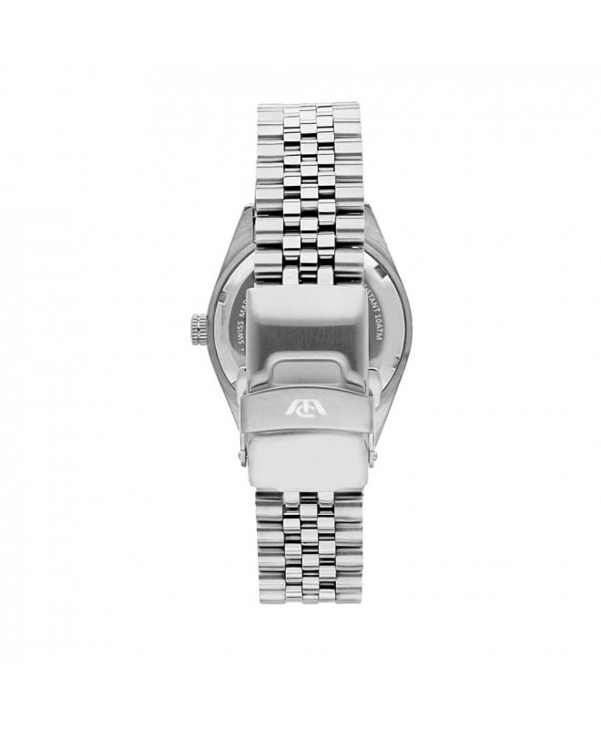 Philip Watch Caribe gent 3h blue dial/bracelet uomo R8253597014 - galleria 2