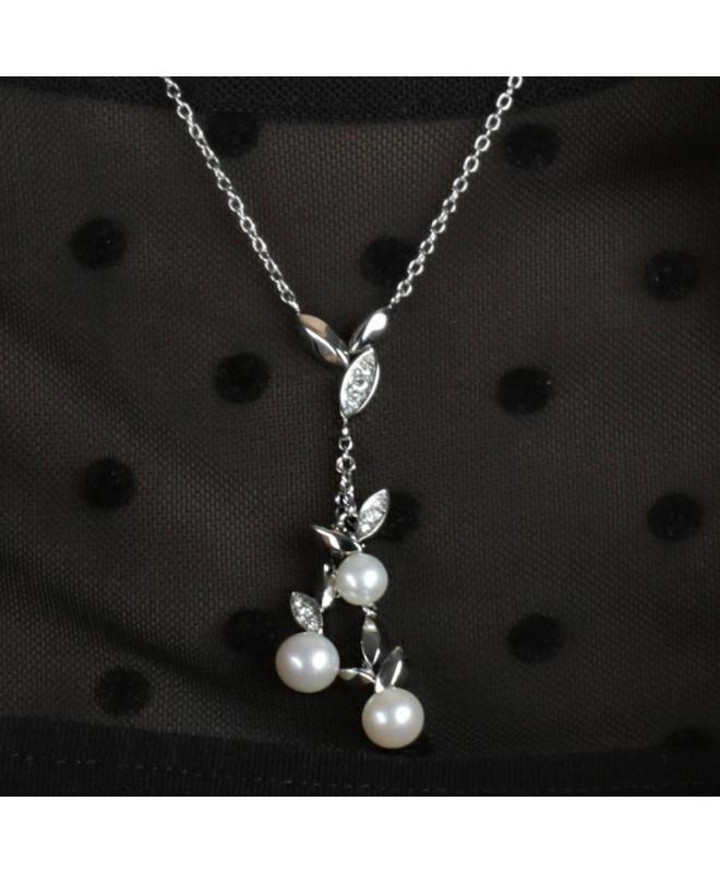 Morellato Gioia pend. perla 450mm ss - galleria 3