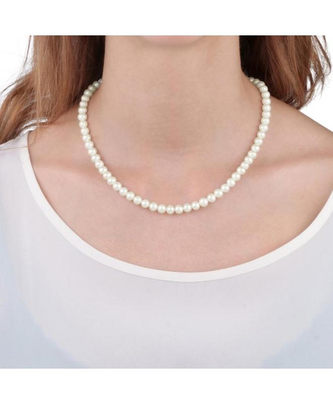 Morellato Perla pend 45cm pearl arg.925 - galleria 3